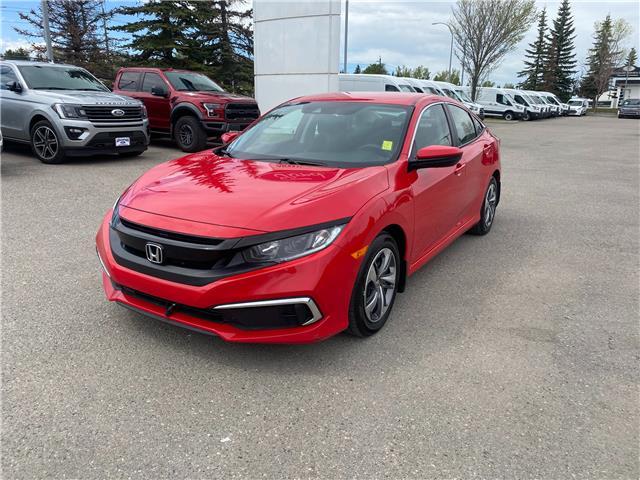 2019 Honda Civic LX (Stk: M-227A) in Calgary - Image 1 of 17