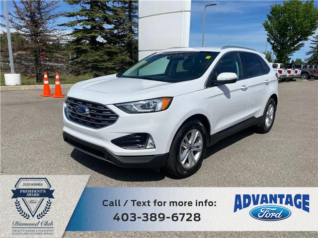 2019 Ford Edge SEL (Stk: 5870) in Calgary - Image 1 of 18