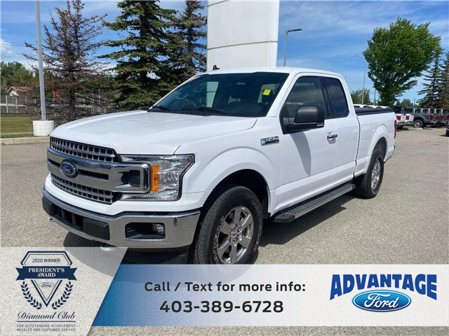 2019 Ford F-150 XLT (Stk: M-948A) in Calgary - Image 1 of 17