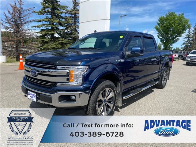 2019 Ford F-150 Lariat (Stk: M-1065A) in Calgary - Image 1 of 18