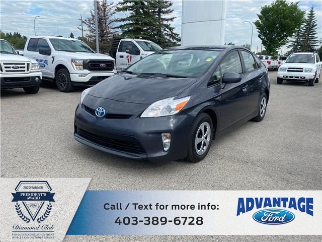 2015 Toyota Prius Base (Stk: M-588A) in Calgary - Image 1 of 17