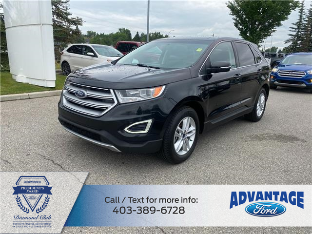 2015 Ford Edge SEL (Stk: M-846A) in Calgary - Image 1 of 18