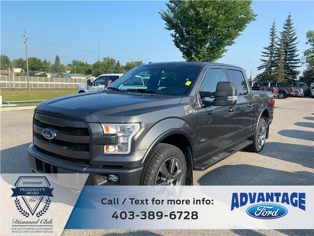 2016 Ford F-150 Lariat (Stk: M-793A) in Calgary - Image 1 of 18