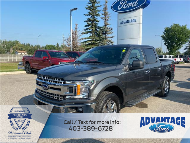 2019 Ford F-150 XLT (Stk: T24006) in Calgary - Image 1 of 16