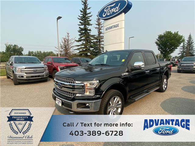 2019 Ford F-150 Lariat (Stk: 5891) in Calgary - Image 1 of 19