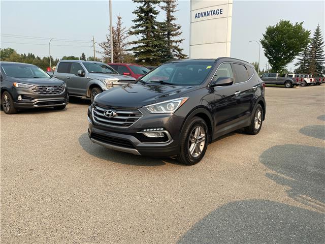 2018 Hyundai Santa Fe Sport 2.4 Base (Stk: L-533A) in Calgary - Image 1 of 18