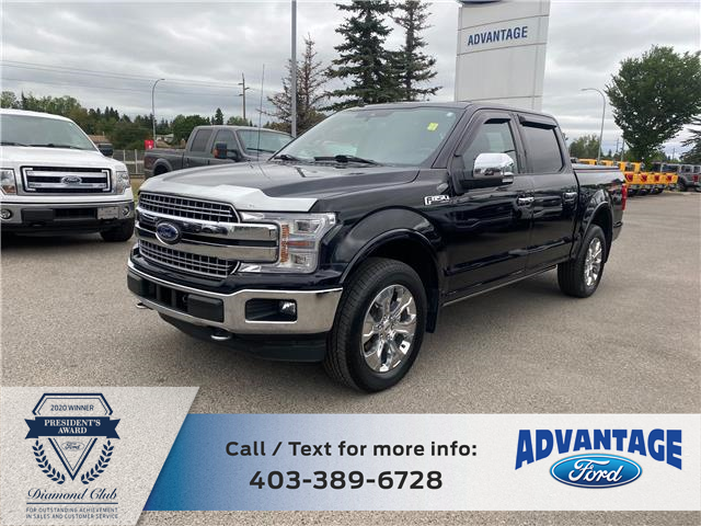 2020 Ford F-150 Lariat (Stk: M-996A) in Calgary - Image 1 of 19