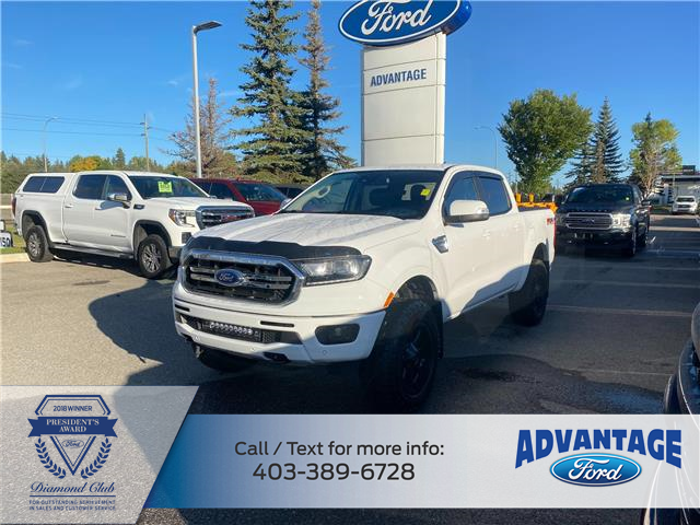 2020 Ford Ranger Lariat (Stk: M-922A) in Calgary - Image 1 of 18