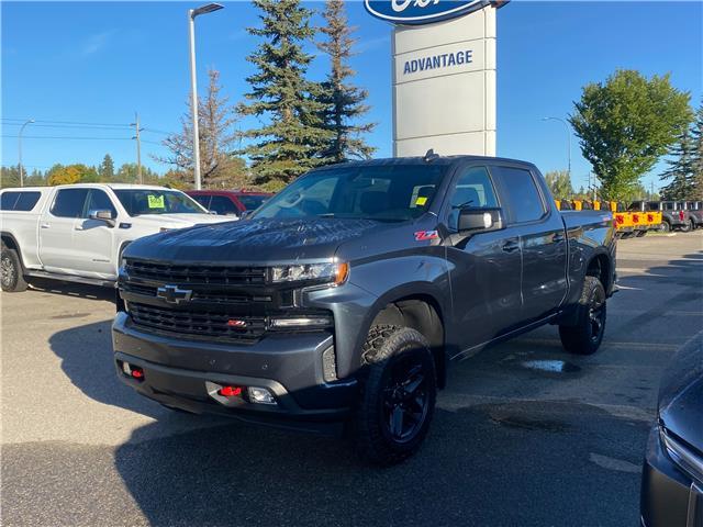 2019 Chevrolet Silverado 1500 LT Trail Boss (Stk: M-1030A) in Calgary - Image 1 of 19