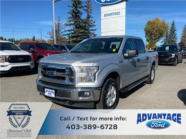 2017 Ford F-150 XLT (Stk: M-1083A) in Calgary - Image 1 of 17