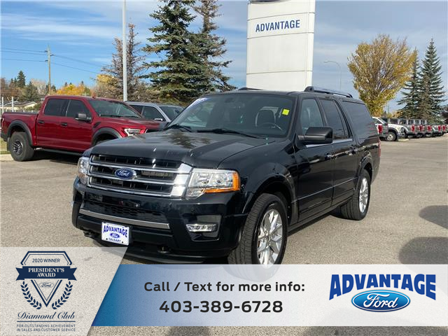 2015 Ford Expedition Max Limited (Stk: 5921) in Calgary - Image 1 of 19