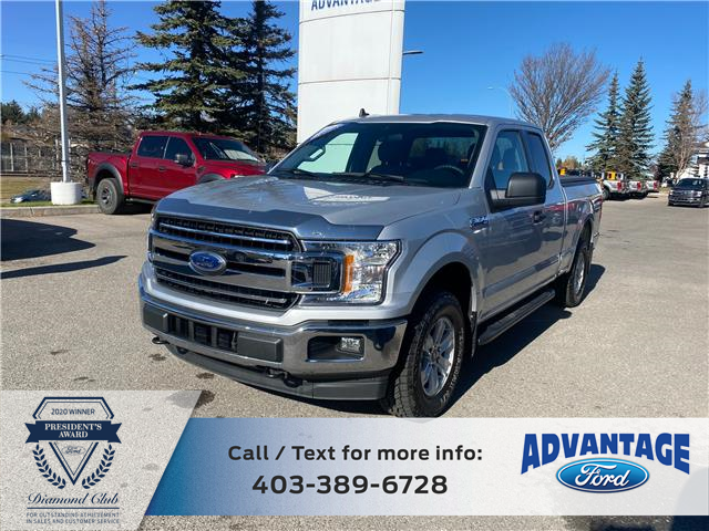2019 Ford F-150 XLT (Stk: M-680A) in Calgary - Image 1 of 17