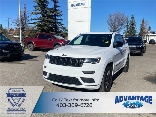 2019 Jeep Grand Cherokee Limited (Stk: M-1223A) in Calgary - Image 1 of 19