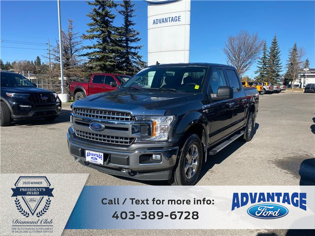 2019 Ford F-150 XLT (Stk: T24089) in Calgary - Image 1 of 17
