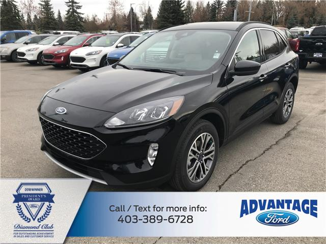 2020 Ford Escape SEL (Stk: L-030) in Calgary - Image 1 of 7