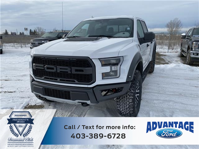 2020 Ford F-150 Raptor (Stk: L-396) in Calgary - Image 1 of 6