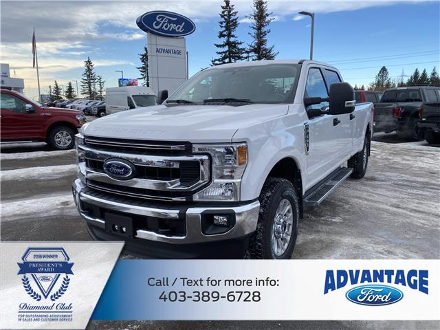 2020 Ford F-350 XLT (Stk: L-605) in Calgary - Image 1 of 6