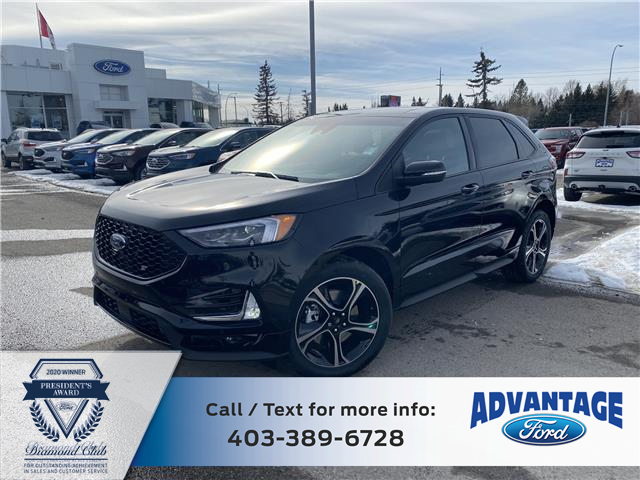 2020 Ford Edge ST (Stk: L-450) in Calgary - Image 1 of 8