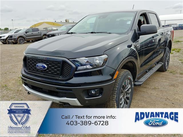 2020 Ford Ranger XLT (Stk: L-619) in Calgary - Image 1 of 11
