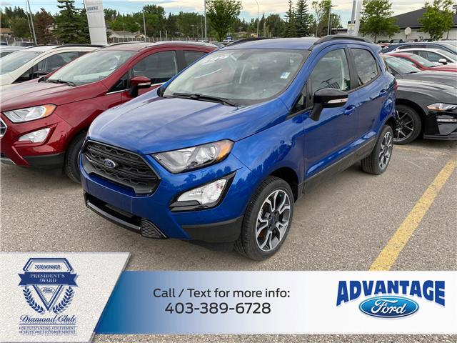 2020 Ford EcoSport SES (Stk: L-087) in Calgary - Image 1 of 7