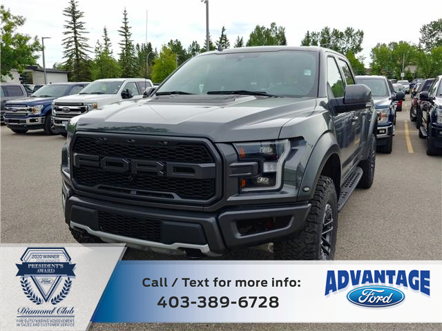 2020 Ford F-150 Raptor (Stk: L-319) in Calgary - Image 1 of 8