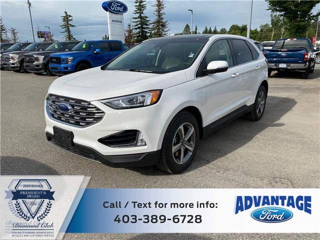 2020 Ford Edge SEL (Stk: L-1125) in Calgary - Image 1 of 6