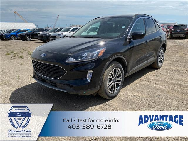 2020 Ford Escape SEL (Stk: L-415) in Calgary - Image 1 of 5