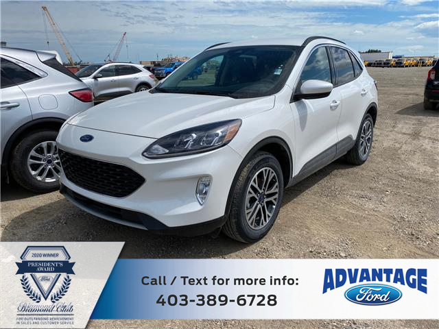 2020 Ford Escape SEL (Stk: L-521) in Calgary - Image 1 of 6