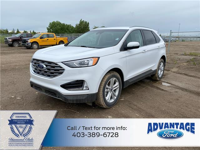 2020 Ford Edge SEL (Stk: L-1124) in Calgary - Image 1 of 11