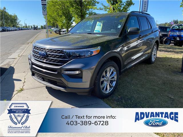 2020 Ford Explorer XLT (Stk: L-461) in Calgary - Image 1 of 7