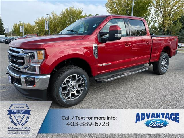 2020 Ford F-350 Lariat (Stk: L-1173) in Calgary - Image 1 of 6
