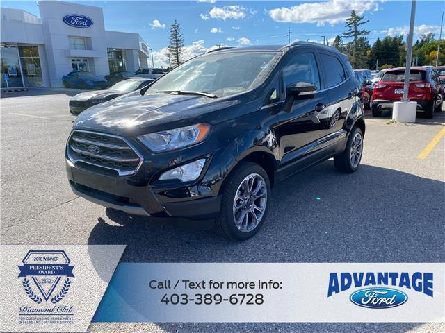 2020 Ford EcoSport Titanium (Stk: L-1200) in Calgary - Image 1 of 6
