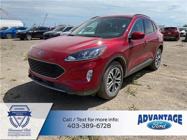 2020 Ford Escape SEL (Stk: L-420) in Calgary - Image 1 of 5