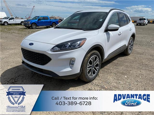 2020 Ford Escape SEL (Stk: L-684) in Calgary - Image 1 of 5