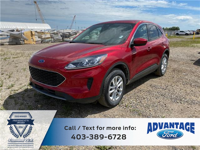 2020 Ford Escape SE (Stk: L-701) in Calgary - Image 1 of 5