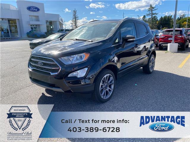 2020 Ford EcoSport Titanium (Stk: L-1200) in Calgary - Image 1 of 6