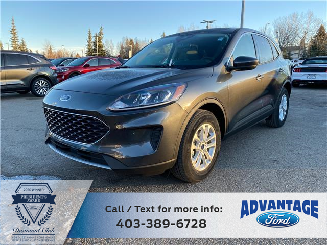 2020 Ford Escape SE (Stk: L-786) in Calgary - Image 1 of 5