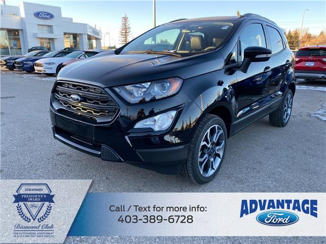 2020 Ford EcoSport SES (Stk: L-815) in Calgary - Image 1 of 6