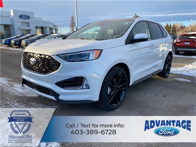2020 Ford Edge ST (Stk: L-1498) in Calgary - Image 1 of 7