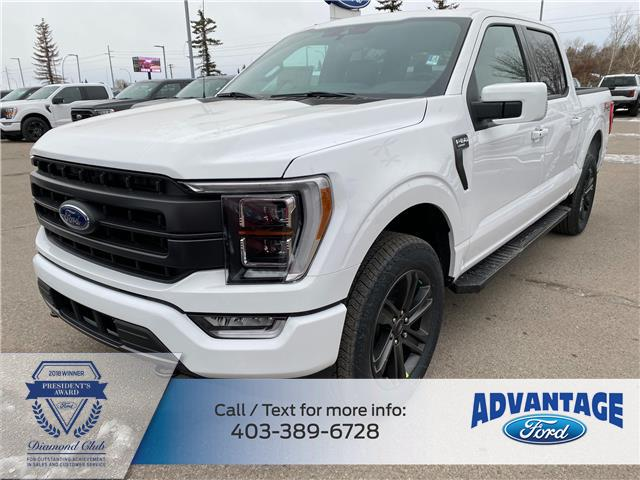 2021 Ford F-150 Lariat (Stk: M-071) in Calgary - Image 1 of 10