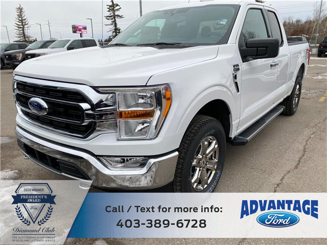 2021 Ford F-150 XLT (Stk: M-098) in Calgary - Image 1 of 8