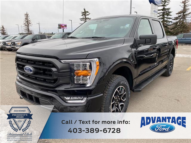 2021 Ford F-150 XLT (Stk: M-105) in Calgary - Image 1 of 9