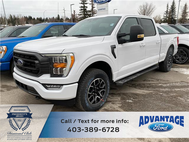 2021 Ford F-150 XLT (Stk: M-068) in Calgary - Image 1 of 9