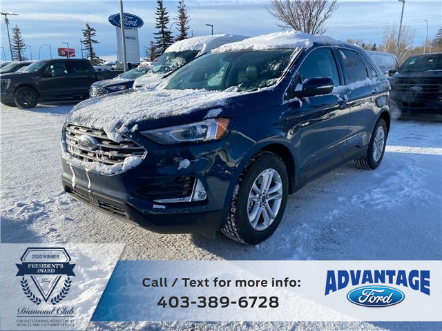 2020 Ford Edge SEL (Stk: L-1432) in Calgary - Image 1 of 6
