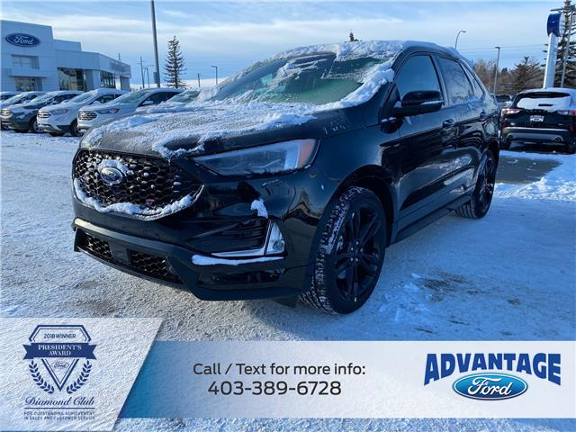 2020 Ford Edge ST (Stk: L-1499) in Calgary - Image 1 of 6