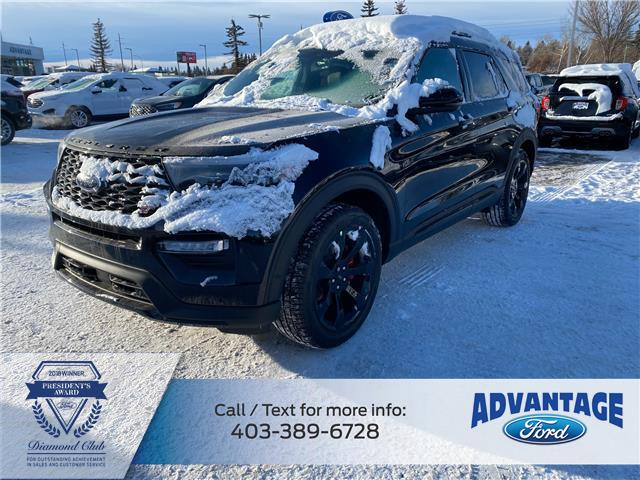 2021 Ford Explorer ST (Stk: M-065) in Calgary - Image 1 of 6
