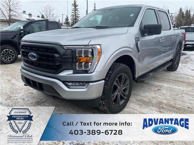 2021 Ford F-150 XLT (Stk: M-017) in Calgary - Image 1 of 5
