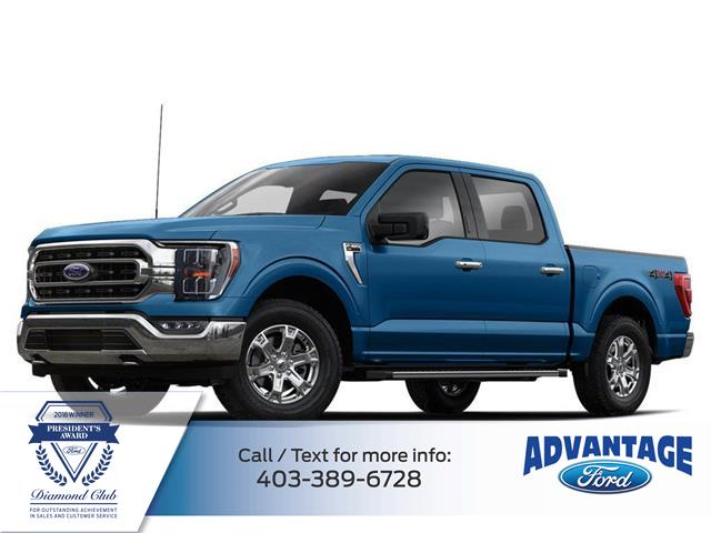 2021 Ford F-150 XLT (Stk: M-290) in Calgary - Image 1 of 1