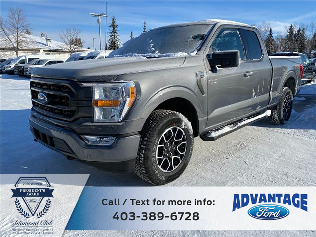 2021 Ford F-150 XLT (Stk: M-103) in Calgary - Image 1 of 5