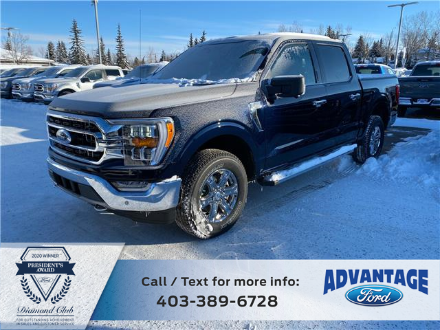 2021 Ford F-150 XLT (Stk: M-294) in Calgary - Image 1 of 5